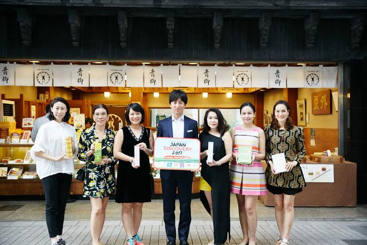 เดอะมอลล์ ชวนสัมผัสสุดยอดอาหาร - วัฒนธรรมญี่ปุ่น ในงาน THE MALL SHOPPING CENTER JAPAN DISCOVERY SHORYUDO : DRAGON RISE REGION