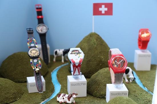 รุ่น Swissness