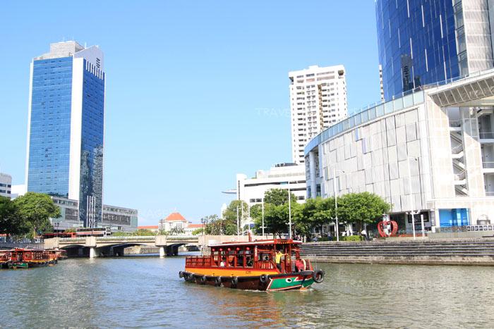 ล่องเรือ Bumboat