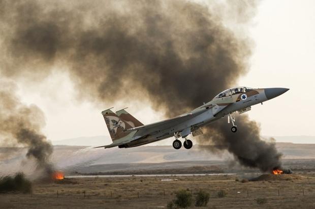 """อิสราเอลถล่มศูนย์วิจัย รบ.ซีเรีย ที่มะกันชี้ว่าเป็น """"โรงงานอาวุธเคมี"""""""