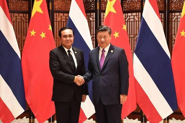 วิสัยทัศน์ผู้นำไทยมองการสร้างเส้นทางรถไฟความเร็วสูงไทย-จีน ตอนที่ 1