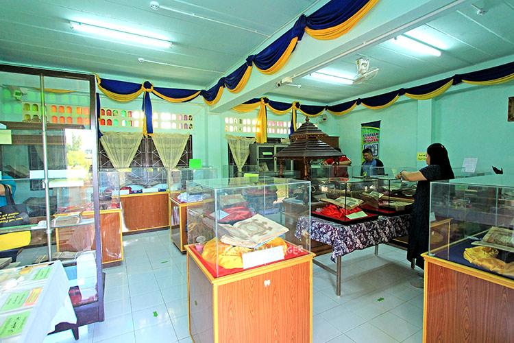 ห้องเก็บคัมภีร์อัลกุรอาน