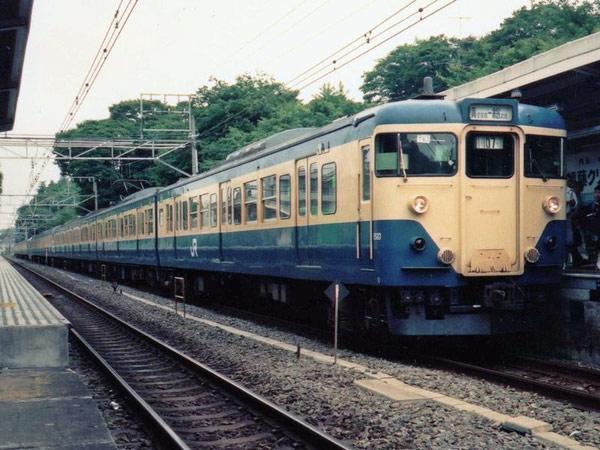 รถไฟสายโยะโกะซุกะในอดีต