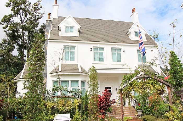 Hillsborough โรงแรมสวยสไตล์อังกฤษ