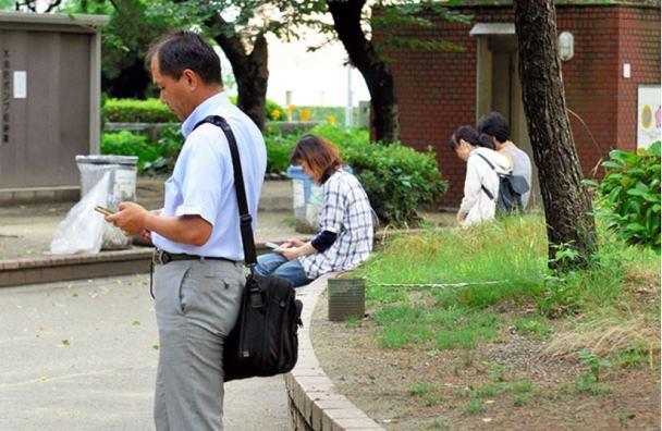 """ยังเล่นกันอยู่ไหม?  ชาวญี่ปุ่นยังเล่น """"โปเกมอน โก"""" มากกว่า 4ล้านคน"""
