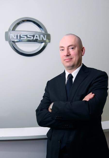 นตวน บาร์เตส กรรมการผู้จัดการใหญ่ บริษัท นิสสัน มอเตอร์ (ประเทศไทย) จำกัด