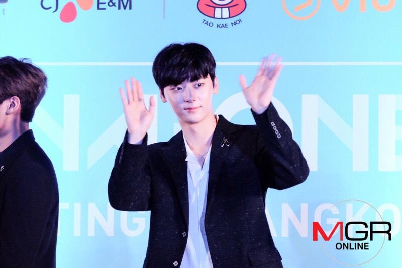 """""""Wanna One"""" บอยแบนด์แห่งชาติเผยชอบเล่นเกมสนใจเกมจ้ำจี้ของไทย"""