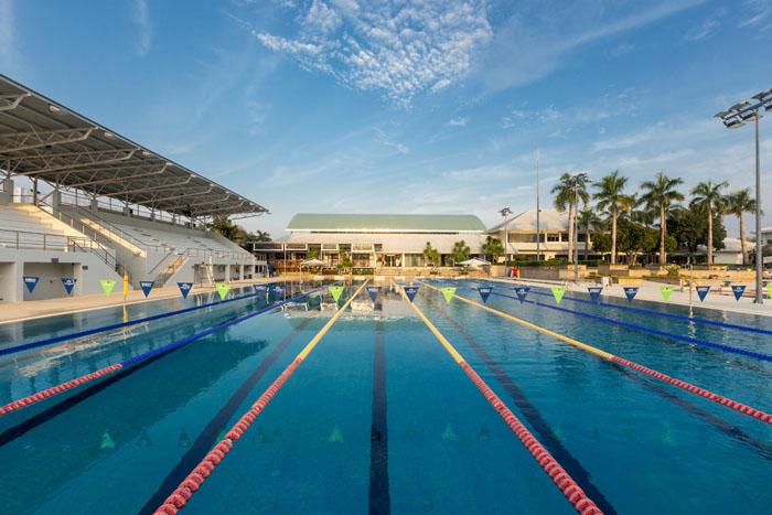 สระว่ายน้ำมาตรฐานโอลิมปิก