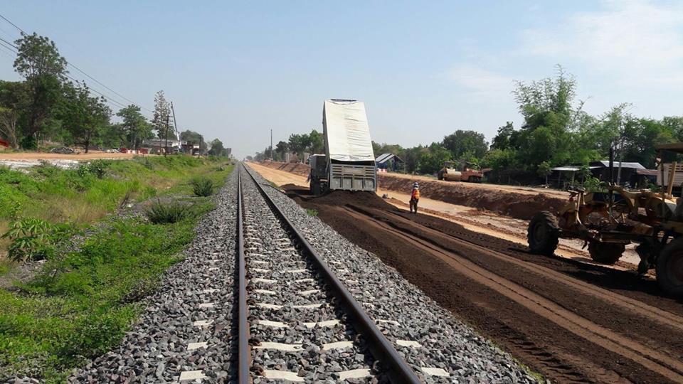 คค.เตรียมชง ครม.รถไฟทางคู่ 5 สายซอย 13 สัญญา ยันไม่เพิ่มกรอบ 9 หมื่นล้าน
