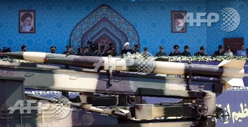 Iran's military parade