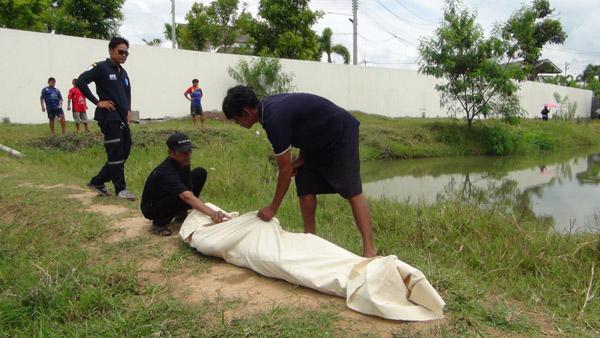 สลด หนุ่มใหญ่บุรีรัมย์ตั้งวงดวดเหล้ากับเพื่อนบ้าน ก่อนลงหว่านแหหาปลาจมน้ำดับอนาถ