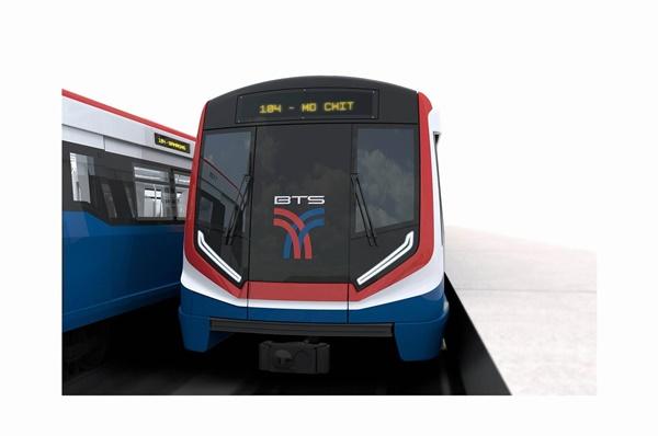 บีทีเอส เผย ความคืบหน้ารถไฟฟ้าขบวนใหม่ เพื่อรองรับผู้โดยสาร คาดแล้วเสร็จปี 61