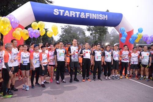 ชาวโคราชร่วมเดิน-วิ่ง CPF Korat Run For Charity คับคั่ง