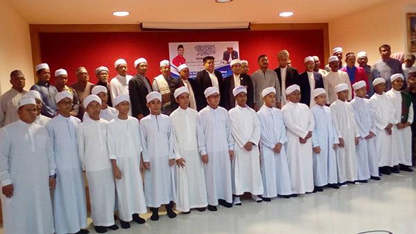 คณะเลขานุการส่วนตัวนายกฯ มาเลย์ เยี่ยมชมความเป็นอยู่ของสังคมมุสลิมชายแดนภาคใต้