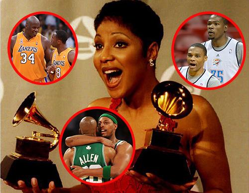 """""""5 คู่จิ้น"""" แตกคอ สะท้านวงการ NBA"""