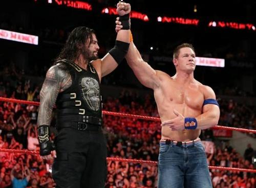 """เมียสยบข่าว """"จอห์น ซีนา"""" ยังไม่เลิกปล้ำแม้แพ้เด็กปั้น WWE"""