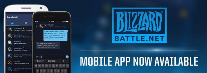 """บลิซซาร์ดปล่อยแอพแชท """"Battle.net"""" รองรับภาษาไทยด้วย"""