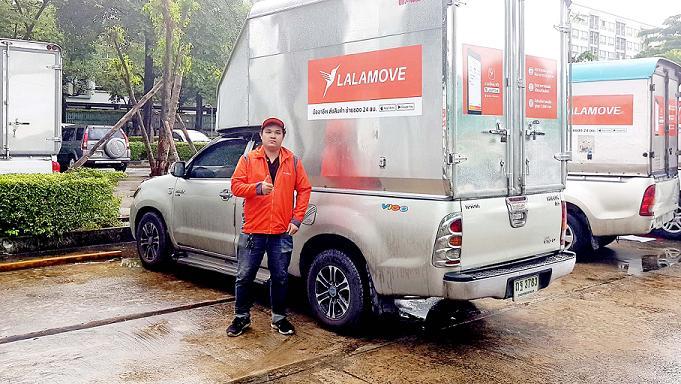 """ลาล่ามูฟยกระดับมาตรฐานการบริการ """"รถกระบะ"""" โฉมใหม่ ลูกค้าธุรกิจยิ้ม ได้ใช้บริการรถกระบะที่คุณภาพดีขึ้นในราคาเดิม"""