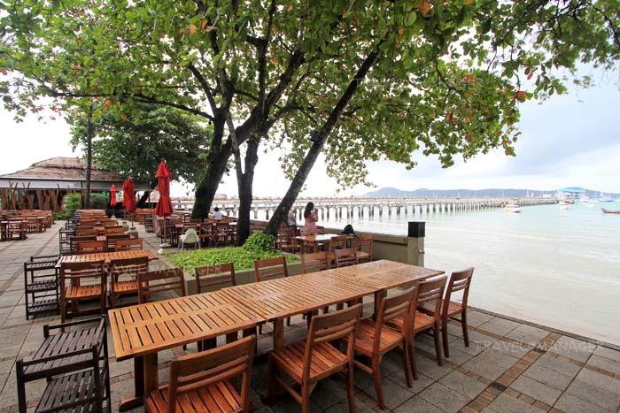 """Kan Eang @ pier"" อร่อยเด็ดอาหารใต้-ซีฟู้ด รับลมสบายริมทะเลภูเก็ต"