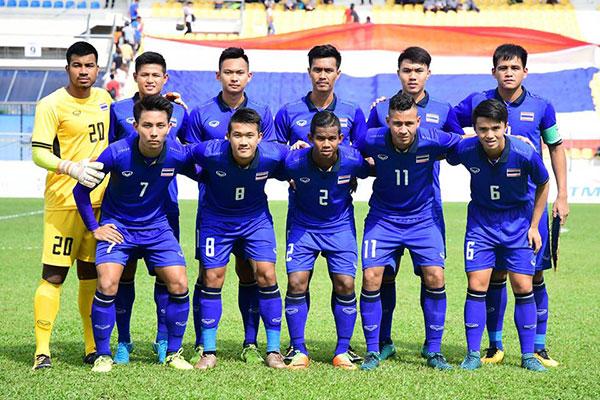 ทีมชาติไทยชุดแชมป์ซีเกมส์ 2017