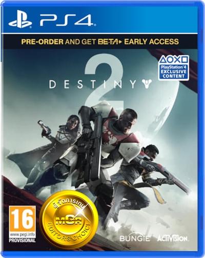 Review: Destiny 2 ผองพยัคฆ์ พิทักษ์จักรวาล