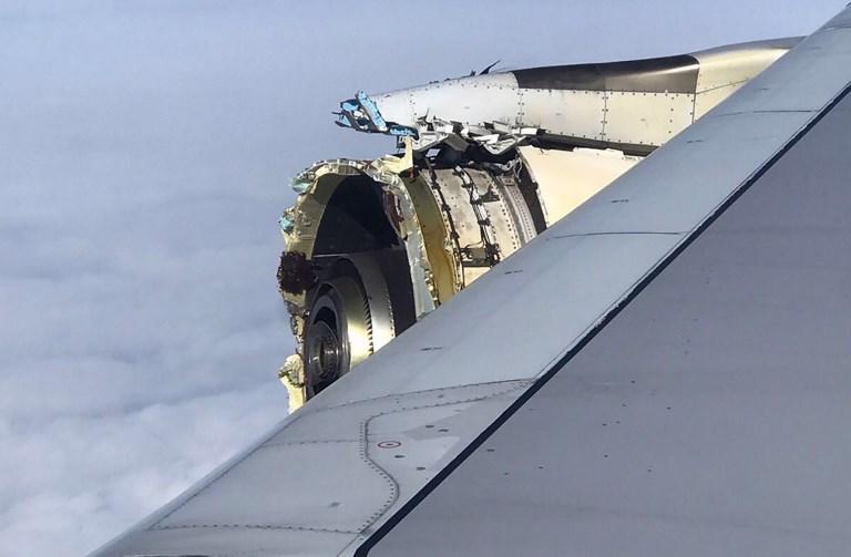 เร่งสอบเหตุ ซูเปอร์จัมโบ'แอร์ฟรานซ์'เครื่องยนต์พังกลางอากาศ ยังดีลงจอดฉุกเฉินสำเร็จ กว่า500ชีวิตปลอดภัย