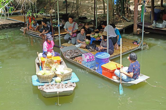 ชิม ชอป ที่ตลาดน้ำกวางโจว