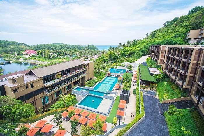 """""""Sunsuri Phuket"""" โรงแรมหรู 5 ดาว สุนทรีย์แห่งการพักผ่อนแสนสุข"""