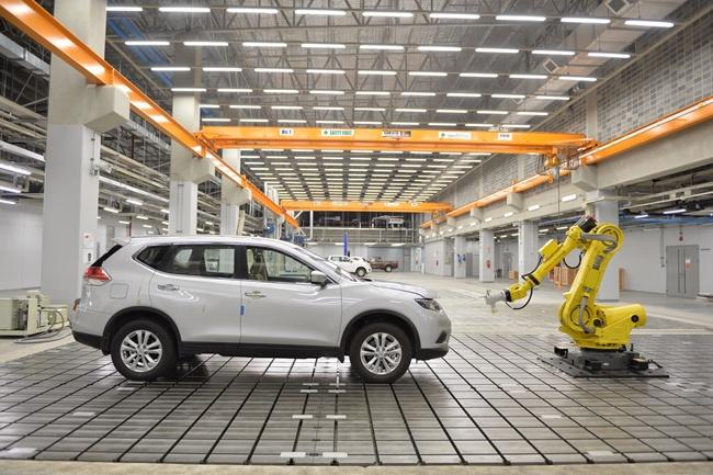 นิสสัน ฉลองผลิตรถยนต์ครบ 150 ล้านคันทั่วโลก