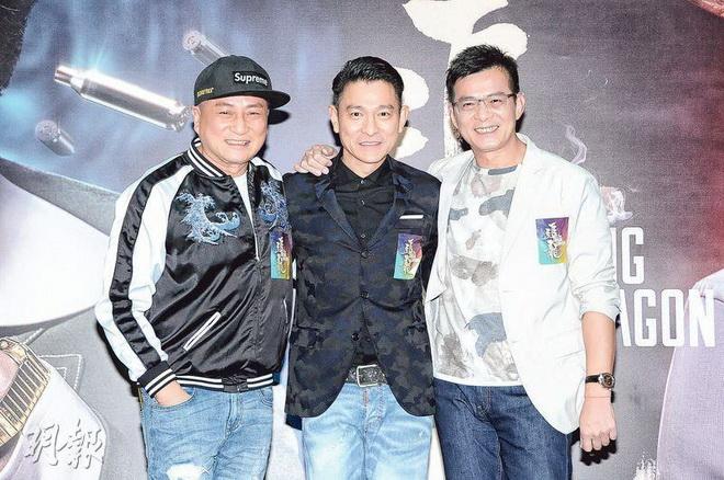 """3 ใน 5 พยัคฆ์ TVB กลับมาร่วมงานกันอีกครั้งในหนัง """"เป๋ห่าว"""""""