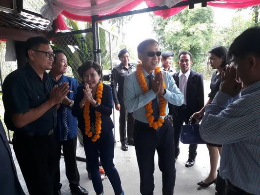 พล.ต.ทรงกรด  ทิพย์รัตน์ ประธานจิตอาสาพลังชาติไทย