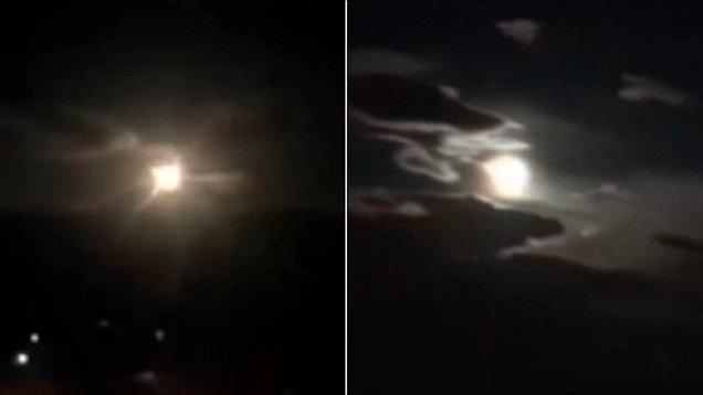ชาวบ้านจีนแตกตื่น!ดาวตกระเบิดบึ้มบนท้องฟ้าเทียบเท่า'ทีเอ็นที'540ตัน ผืนแผ่นดินสั่นสะเทือน(ชมคลิป)