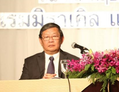 นายอัชพร จารุจินดา ประธานคณะกรรมการปฏิรูปด้านกระบวนการยุติธรรม (แฟ้มภาพ)