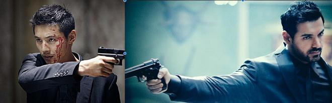 หนังเกาหลี The Man from Nowhere เคยถูกบริษัทเดียวกัน ดัดแปลงเป็นหนังอินเดียมาแล้ว