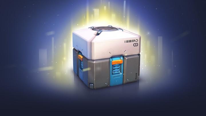 <b>กล่องสุ่มไอเทมจากเกมโอเวอร์วอช (Overwatch)</b>