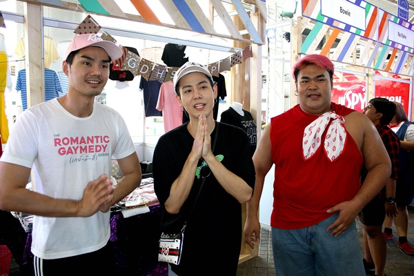 Kaidee พร้อมดารา และเซเลบ ชื่อดังร่วมช้อป ชิม ชิล ที่งาน Kaidee Market ครั้งที่ 1