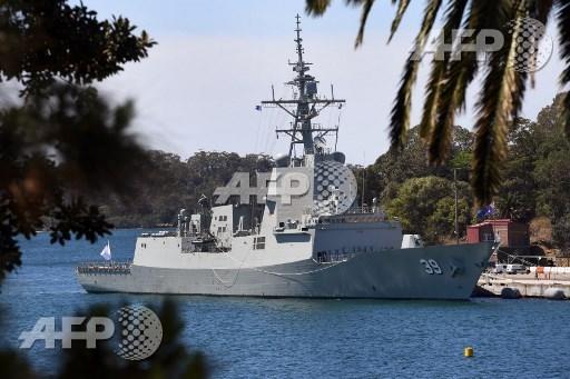 HMAS Hobart