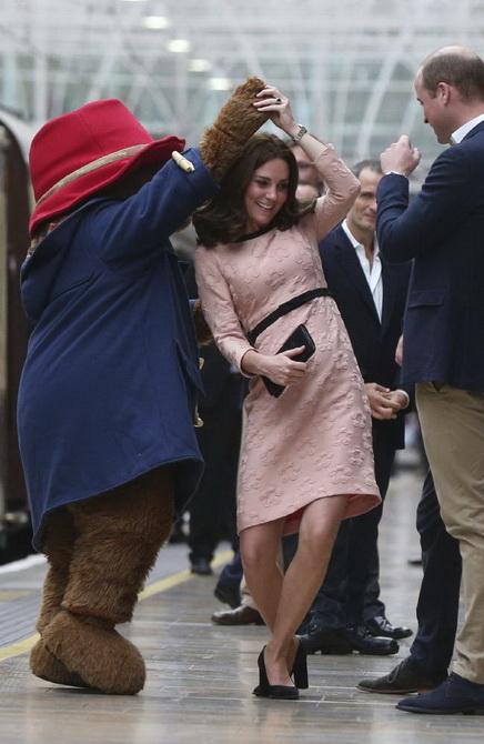 พระราชวังอังกฤษแถลง'เจ้าหญิงเคต'ทรงมีกำหนดพระประสูติกาลเดือนเมษายน