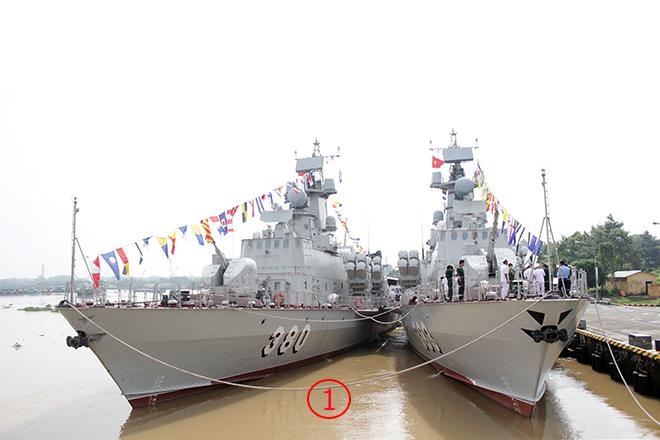 เวียดนามบรรจุอีก 2 ลำ ติดอาวุธล้ำๆเพียบเรือรบคู่แฝด ทำเองใช้เองทั้งเรือทั้งจรวด