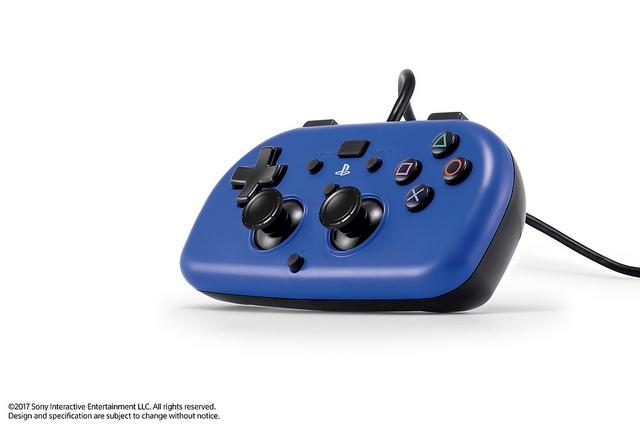 โซนี่ ผุดจอย PS4 ไซส์จิ๋ว-มีสาย เจาะกลุ่มนักเล่นวัยกระเตาะ
