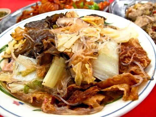 อาหารเจ แท้จริงมาจากวัดจีน