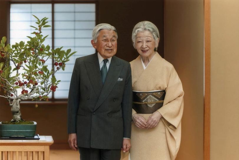 """สมเด็จพระจักรพรรดิญี่ปุ่นจะทรง """"สละราชสมบัติ"""" ในเดือน มี.ค. ปี 2019"""