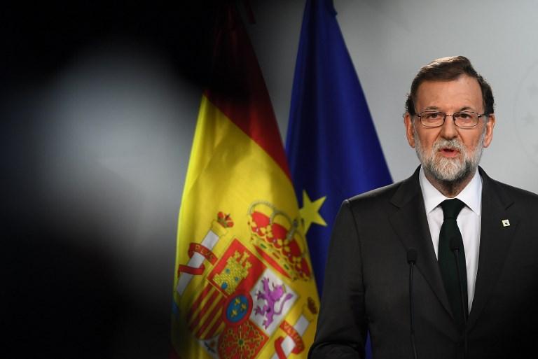 """รบ.สเปนผุดไอเดียยุบสภา """"กาตาลุญญา"""" ล้างบางผู้นำกบฏ-กรุยทางเลือกตั้งใหม่ต้นปี 2018"""