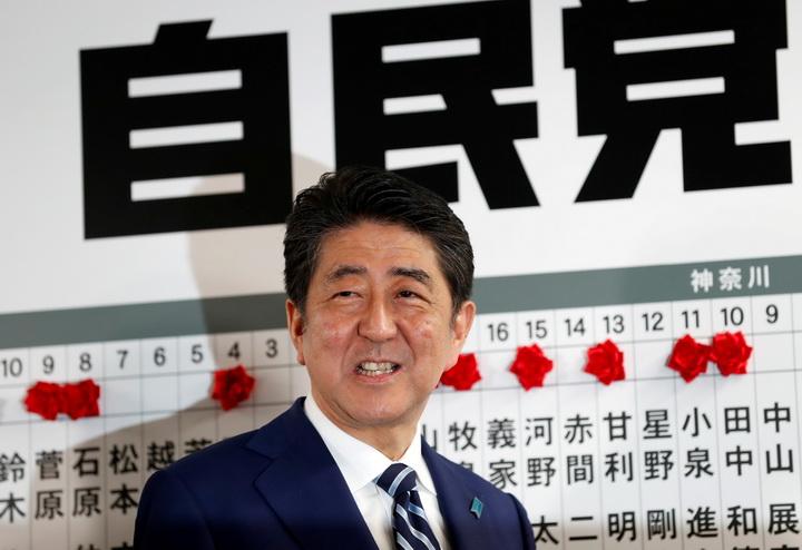 """ชี้ """"อาเบะ"""" ชนะท่วมท้นแค่ที่นั่งในสภา คนญี่ปุ่นไม่รัก-แผนแก้ไข รธน.ไม่ง่าย"""