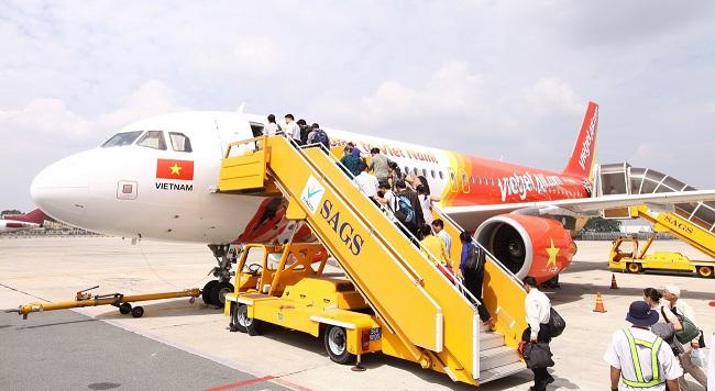 เวียตเจ็ทเปิด 2 เส้นทางบินใหม่ เชื่อมโฮจิมินห์สู่เชียงใหม่และภูเก็ต