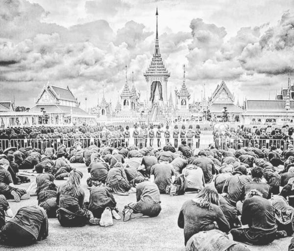 """""""สถิตในดวงใจไทยนิรันดร์"""" นักกีฬาของพระราชา โพสต์ข้อความสำนึกในพระมหากรุณาธิคุณ"""