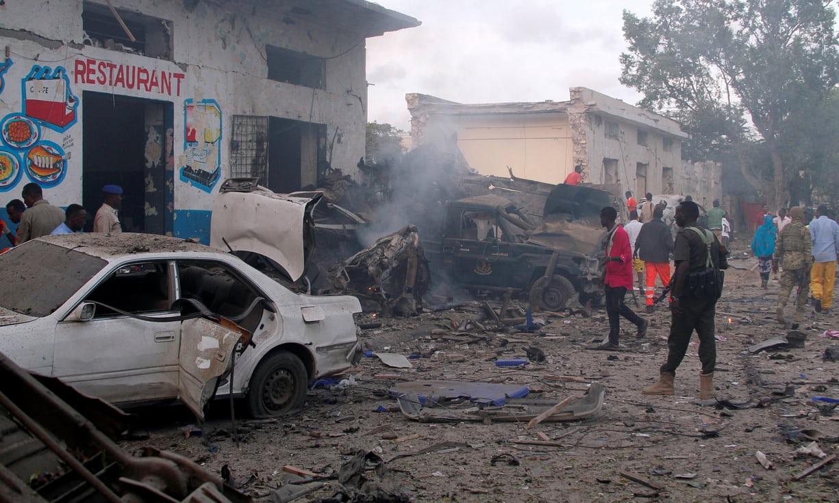 ปิดฉากบึ้ม-ยึดโรงแรมโซมาเลียข้ามคืน แก๊งคนร้ายสิ้นฤทธิ์-ยอดดับ 23 ศพ