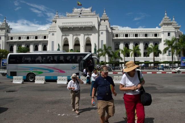 วิกฤติโรฮิงญารัฐยะไข่กระทบท่องเที่ยวพม่าต่างชาติวิตกความปลอดภัย