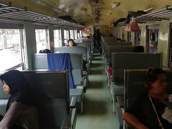 ยกเลิกตั๋วรถไฟฟรีชั้น 3 วันแรก หลังให้บริการฟรีมา 9 ปี ที่ชุมทางหาดใหญ่เงียบเหงา