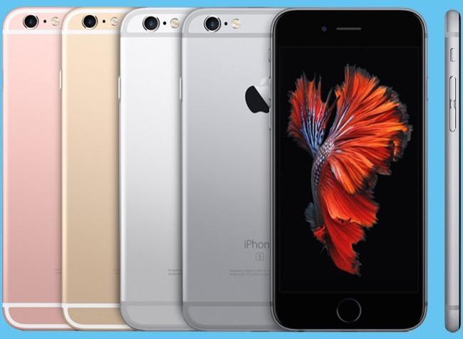 iPhone 6s มีสีที่ iPhone 8 และ iPhone X ไม่มี